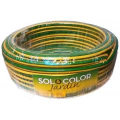 Manguera De Riego Sol y Color 1/2 X 15 Mts.