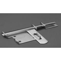 Pasador Porta-Candado  - Acero 2.00 mm - 100x48 Ø9 m - Por empaque (empaque 12)