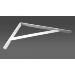 "Soporte ""Travesaño super reforzado"" x 10 u. | 250 x 350 mm - Blanco"