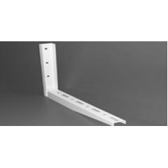 Soporte para Aire Acondicionado Split - Acero 2.20 mm - 30 x 42 cm - Por Par (empaque 6)