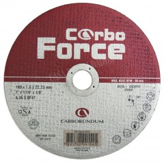 Discos abrasivos Carbo Force 115x1  x25 u