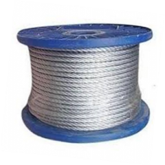 Cable de Acero 6x7 2mm Rollo 400mts